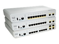 Cisco Catalyst Compact 2960CPD-8TT-L - commutateur - 8 ports - Géré