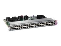 Cisco Catalyst 4500E Series Line Card - commutateur - 48 ports - Module enfichable
