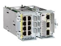 Cisco Ethernet Switch Module for the Cisco 2010 Connected Grid Router - commutateur - 8 ports - Géré - Module enfichable