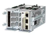 Cisco Ethernet Switch Module for the Cisco 2010 Connected Grid Router - commutateur - 6 ports - Géré - Module enfichable