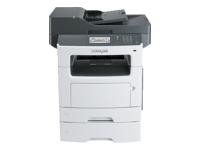 Lexmark MX511dte - imprimante multifonctions - Noir et blanc