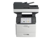 Lexmark MX711dhe - imprimante multifonctions - Noir et blanc