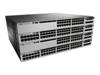 Cisco Catalyst 3850-24T-E - commutateur - 24 ports - Géré - Montable sur rack