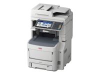 OKI MC780dfnfax - imprimante multifonctions - couleur - avec retoucheur 500 feuilles