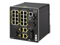 Cisco Industrial Ethernet 2000 Series - commutateur - 18 ports - Géré
