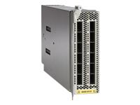 Cisco Nexus LEM - module d'extension - 40Gb Ethernet / FCoE QSFP+ x 12
