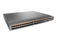 Cisco Nexus 2348UPQ 10GE Fabric Extender - module d'extension - Gigabit Ethernet / 10 Gigabit SFP+ / SFP (mini-GBIC) x 48 + 40 Gigabit QSFP+ x 6