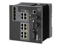 Cisco Industrial Ethernet 4000 Series - commutateur - 12 ports - Géré