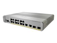 Cisco Catalyst 3560CX-12PC-S - commutateur - 12 ports - Géré - Montable sur rack
