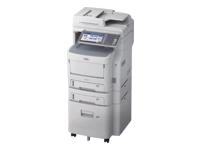 OKI MC760dnvfax - imprimante multifonctions - couleur