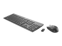 HP Slim - ensemble clavier et souris - Français