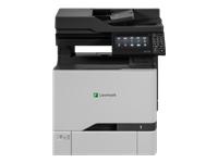 Lexmark CX725dhe - imprimante multifonctions - couleur