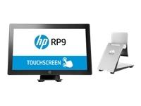 """HP RP9 G1 Retail System 9015 - tout-en-un - Pentium G4400 3.3 GHz - 4 Go - HDD 500 Go - LED 15.6"""""""