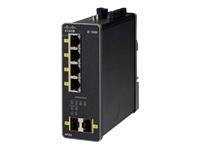 Cisco Industrial Ethernet 1000 Series - commutateur - 6 ports - Géré