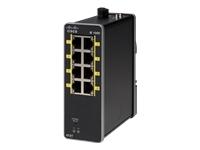 Cisco Industrial Ethernet 1000 Series - commutateur - 8 ports - Géré