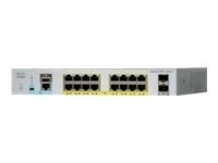 Cisco Catalyst 2960L-16PS-LL - commutateur - 16 ports - Géré - Montable sur rack