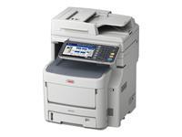 OKI MC760dnfax - imprimante multifonctions - couleur