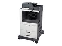 Lexmark MX810dme - imprimante multifonctions - Noir et blanc