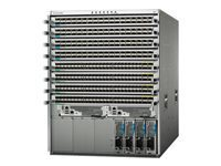 Cisco Nexus 9508 Chassis Bundle - commutateur - Géré - Montable sur rack
