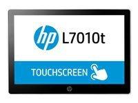 "HP L7010t Retail Touch Monitor - écran LED - 10.1"""
