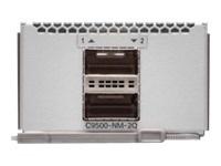 Cisco Catalyst 9500 Series Network Module - module d'extension