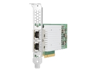 HPE 521T - adaptateur réseau - PCIe 3.0 x8 - 10Gb Ethernet x 2