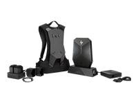 HP Workstation Z VR Backpack G1 - sac à dos PC - Core i7 7820HQ 2.9 GHz - vPro - 16 Go - SSD 512 Go