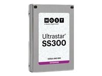 WD Ultrastar SS300 HUSMR3280ASS201 - Disque SSD - 800 Go - SAS 12Gb/s