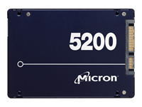 Micron 5200 PRO - Disque SSD - 3.84 To - SATA 6Gb/s