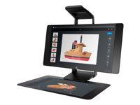 """Sprout Pro by HP G2 - tout-en-un - Core i7 7700T 2.9 GHz - 16 Go - SSD 512 Go - LED 23.8"""""""