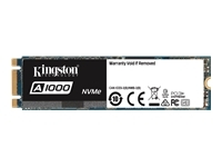 Kingston A1000 - Disque SSD - 960 Go - PCI Express 3.0 x2 (NVMe)