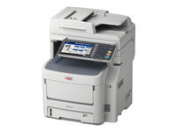 OKI MC770dnfax - imprimante multifonctions - couleur
