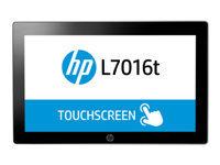 "HP L7016t Retail Touch Monitor - écran LED - 15.6"""