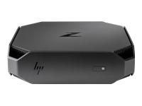 HP Workstation Z2 Mini G4 Performance - mini - Xeon E-2104G 3.2 GHz - vPro - 16 Go - SSD 512 Go