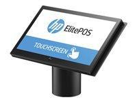 """HP ElitePOS G1 Retail System 141 - tout-en-un - Celeron 3965U 2.2 GHz - 4 Go - SSD 128 Go - LED 14"""""""