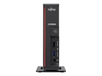 Fujitsu ESPRIMO G558 - mini PC - Core i3 9100 3.6 GHz - 8 Go - SSD 256 Go