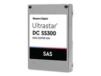 WD Ultrastar SS300 HUSTR7696ASS200 - Disque SSD - 960 Go - SAS 12Gb/s