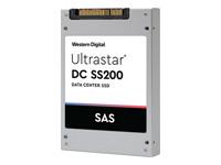 WD Ultrastar SS200 SDLL1DLR-960G -CCA1 - Disque SSD - 960 Go - SAS 12Gb/s