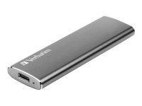 Verbatim Vx500 - Disque SSD - 120 Go - USB 3.1 Gen 2