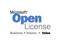Microsoft Visio Professional - Licence et assurance logiciel - 1 PC