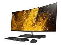 """HP EliteOne 1000 G2 - tout-en-un - Core i7 8700 3.2 GHz - 16 Go - SSD 512 Go - LED 34"""" - Français"""