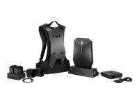 HP Workstation Z VR Backpack G2 - sac à dos PC - Core i7 9850H 2.6 GHz - vPro - 16 Go - SSD 512 Go