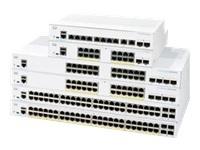 Cisco Business 350 Series 350-24FP-4G - commutateur - 24 ports - Géré - Montable sur rack