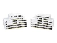 Cisco Business 350 Series CBS350-8P-E-2G - commutateur - 10 ports - Géré - Montable sur rack