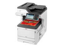 OKI MC853DN - imprimante multifonctions - couleur