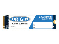 Origin Storage - Disque SSD - 128 Go - PCI Express x4 (NVMe)