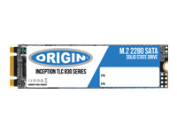 Origin Storage - Disque SSD - 256 Go - SATA 6Gb/s