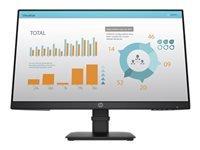 "HP P24 G4 - P-Series - écran LED - Full HD (1080p) - 23.8"""
