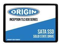Origin Storage - Disque SSD - 128 Go - SATA 6Gb/s