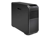 HP Workstation Z4 G4 - MT - Xeon W-2223 3.6 GHz - vPro - 16 Go - SSD 256 Go - Français